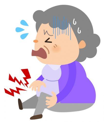 変形性膝関節症 膝の痛み 鍼灸 瀬戸市